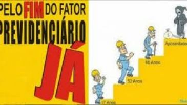 FATOR PREVIDENCIÁRIO