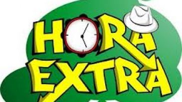 Registro de horas extras